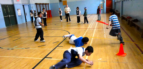 Coaching at Bancroft school web